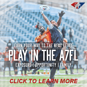 become an a7fl player